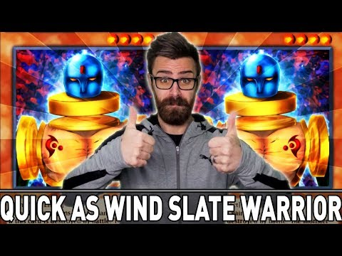 QUICK AS WIND SLATE WARRIOR | YuGiOh Duel Links Mobile & Steam w/ ShadyPenguinn