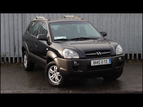 Hyundai Tucson 2004 - 2009 review | CarsIreland.ie