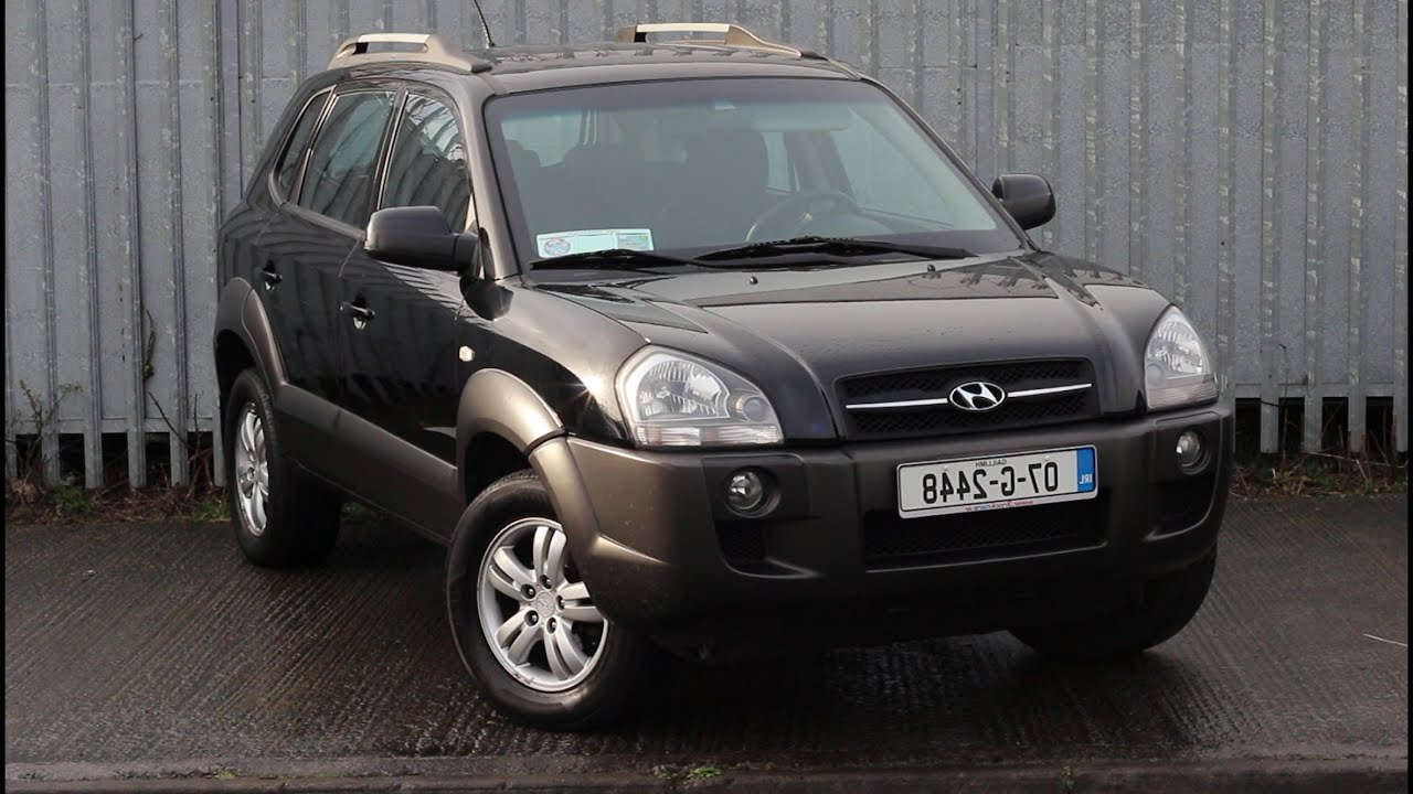 hyundai tucson 2004 2009 review carsireland ie youtube hyundai tucson 2004 2009 review carsireland ie