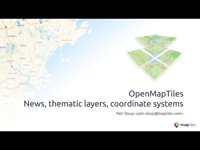 Our highlights from FOSS4G 2019 – MapTiler News