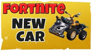 Fortnite Live Stream | New Car | QUADCRASHER