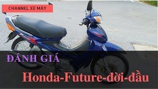 đánh giá xe honda future đời đầu channel xe máy