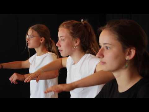 Die Rabenfrau, Theatermedienklasse  Albertus-Magnus-Gymnasium Köln Schauspiel - Marcel Cremer
