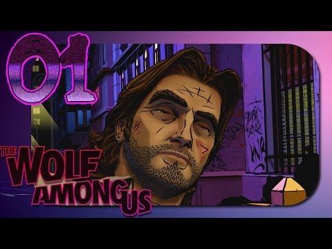 The Wolf Among Us #01 - Von Fröschen und Holzfällern ♥ Let's Play The Wolf Among Us [deutsch]