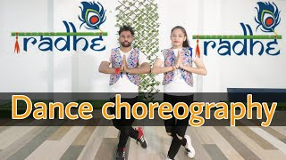 Radhe Radhe - Dream Girl   Dance video   Scientist abhi ft.simran