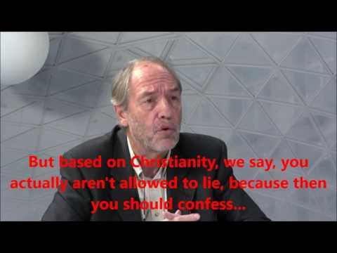 Belgian Top Intellectual Destroys Islam!