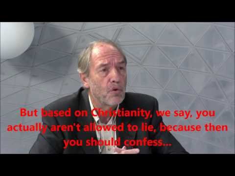 Belgian Top Intellectual Destroys Islam!