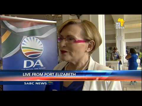 Vuyo Mvoko speaks to outgoing DA leader Helen Zille