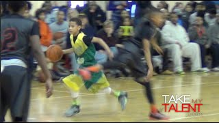 cameron amboree is the best 10 year old in the country
