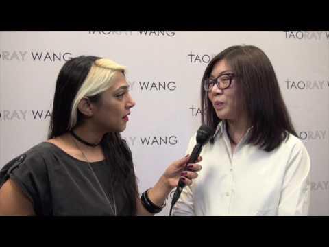 Taoray Wang @ NYFW2017