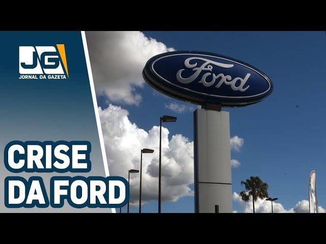 Dória propõe saída para crise da Ford, no ABC