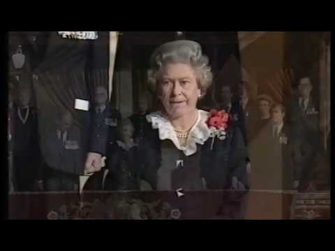 God Save the Queen - Festival of Remembrance 1992 (with Princess Diana passionately singing)
