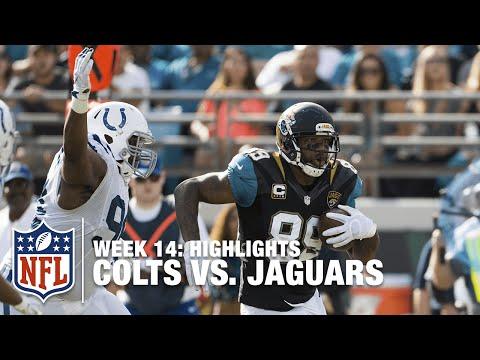 Colts vs. Jaguars | Week 14 Highlights | NFL