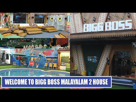 Exclusive    Sneak Peek Into The House Of Bigg Boss Malayalam 2