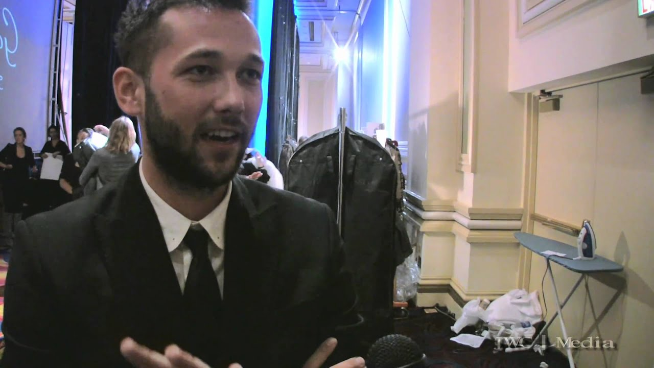 Benz chris interview photo