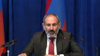 Բացառվելու է «մերոնց և ձերոնց» բաժանելու գործընթացը. վարչապետի ելույթը ոստիկանությունում