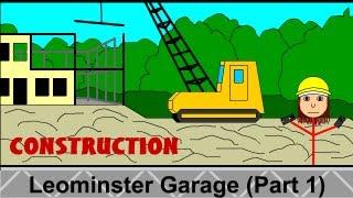 Leominster: Parking Garage Renovations (Part 1)