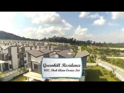 For Sale: 2 Storey Semi D, Greenhill Residence, U10, Shah Al