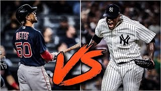 Yankees vs Red Sox Trailer   2018 ALDS Hype Video