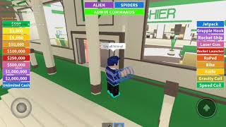 Roblox Bank tycoon / Let's play Roblox