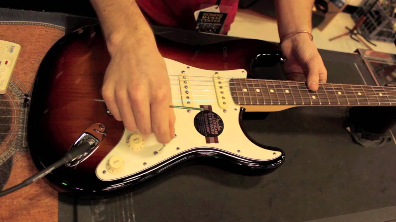 Tech Tip Pickup Height Youtube Fender Deluxe Strat Hss Wiring Diagram Squier