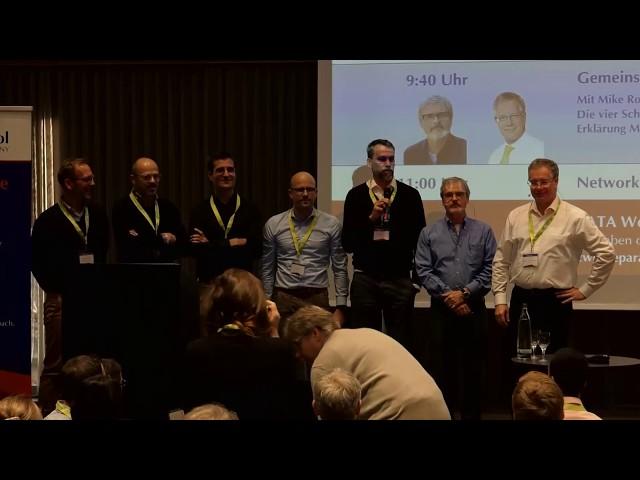 Gemeinsamer Beginn | KATA Convention | 28. - 29.11.18 in Leipzig