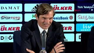Gambar cover Fenerbahçe Teknik Direktörü Phillip Cocu'nun maç sonrası açıklamaları