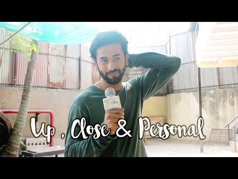 Up , Close & Personal with Shashank Vyas| Rapid Fire | Exclusive