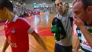 André Lima e o knockout a Zézito