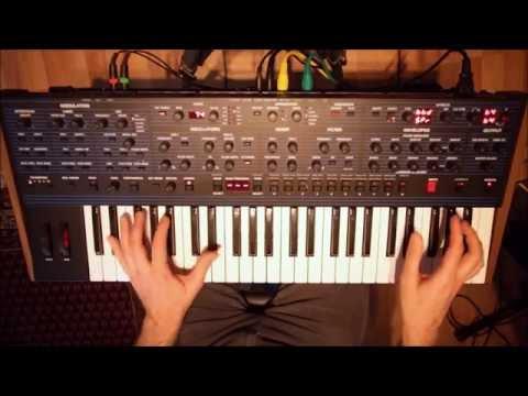 DSI Oberheim OB-6 Demo (no presets) by Steven Orb