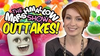 The Marshmallow Show #2:  Felicia Day OUTTAKES