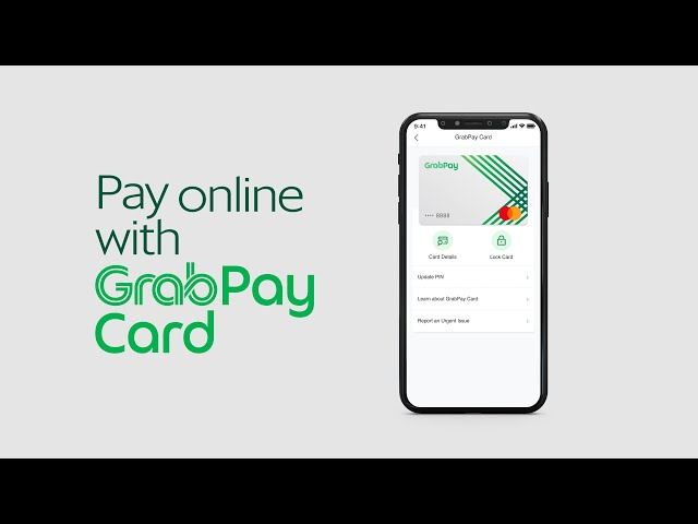 GrabPay   How to Make an Online Payment with GrabPay Card