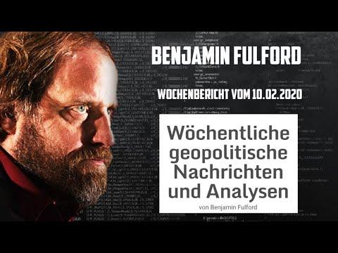 Benjamin Fulford: Wochenbericht vom 10.02.2020