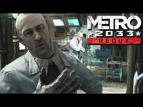 Metro 2033 Redux Gameplay German #11 - Die schwarze Station
