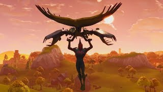 "NEW FORTNITE SKIN + GLIDER ""FLYTRAP"""