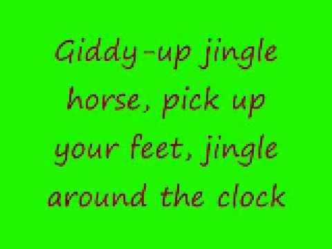 Jingle Bell Rock Karaoke!!! Get in the Spirit and Sing it! (Lyrics on Screen!)