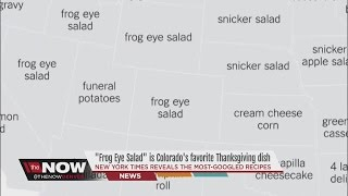 Frog Eye Salad Is The Most-searched Thanksgiving Recipe On Google