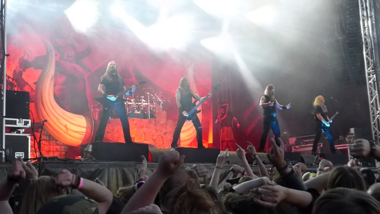amon amarth tattered banners and bloody flags