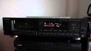 Sony CD Player CDP-C900