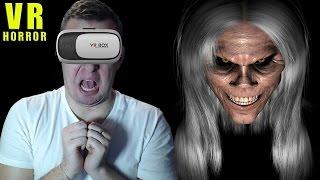 ГРУЗОВОЙ ЛИФТ ► ХОРРОР ИГРА VR (cardboard) ►Виртуальная реальность