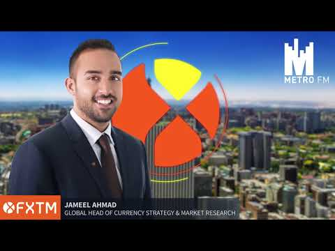 Metro FM Interview with FXTM's Jameel Ahmad | SA | 23/04/2018