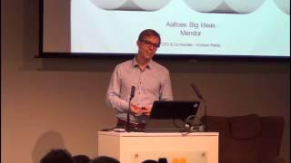 Aaltoes Big Ideas with Kristian Ranta