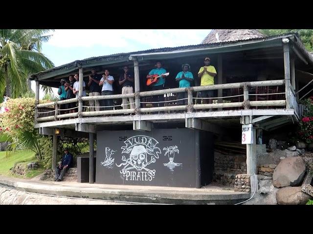 Au revoir Fidji
