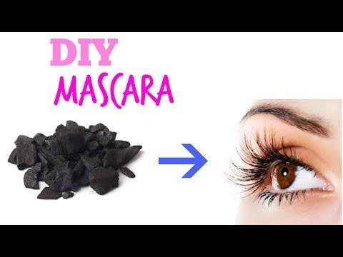 DIY MASCARA//4 SIMPLE INGREDIENTS!!