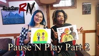 Painting With Friends - Pause and Play