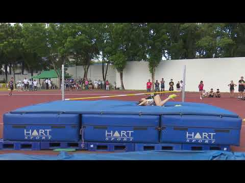 IASAS Track and Field 2018 Girls 4 x 800 m Finals
