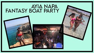 AYIA NAPA MADNESS- KANDI BOAT PARTY