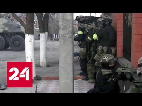 Двое сотрудников спецназа ФСБ погибли во время спецоперации в Назрани