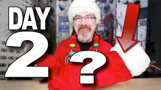 Christmas Stocking Stuffer Special - What Food is inside? Day 2 of 5