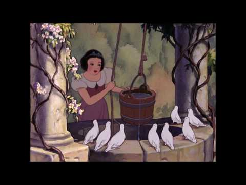 Snow White and the Seven Dwarfs  Opening Scene 1080p